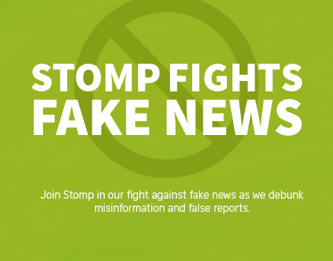 Stomp Fights Fake News