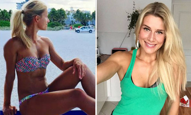 Criminals are happy to be arrested by this beautiful German cop