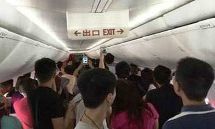 Passengers injure cabin crew and police officer after being denied free upgrade to first-class on Hainan Airlines flight