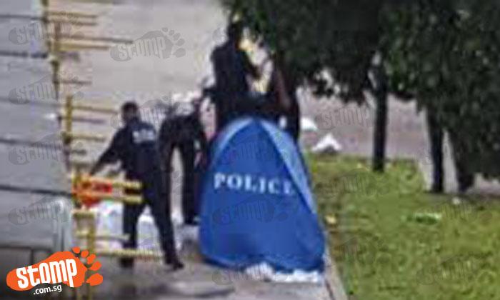 60-year-old man found dead at foot of Ang Mo Kio Ave 1 block
