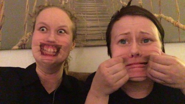 Enough Snapchat for the day: Face swap madness that will make you cringe