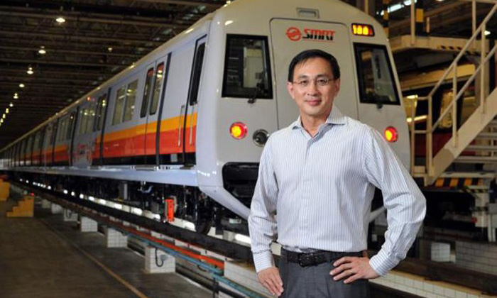 SMRT CEO gets 20 per cent pay cut