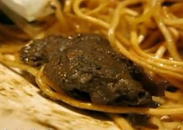 Hong Kong restaurant accused of serving faeces in noodles
