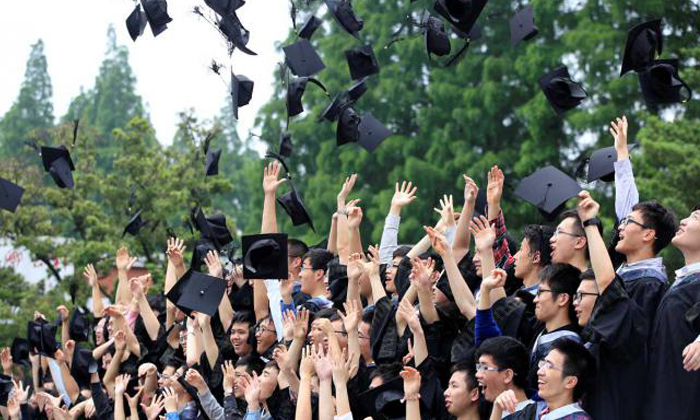 Top 8 items that graduates will spend most on
