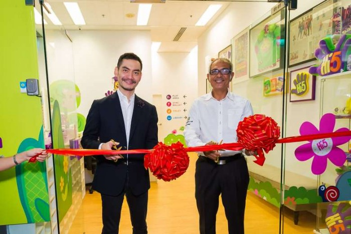 Children's television show Hi-5 launches first pre-school in Singapore
