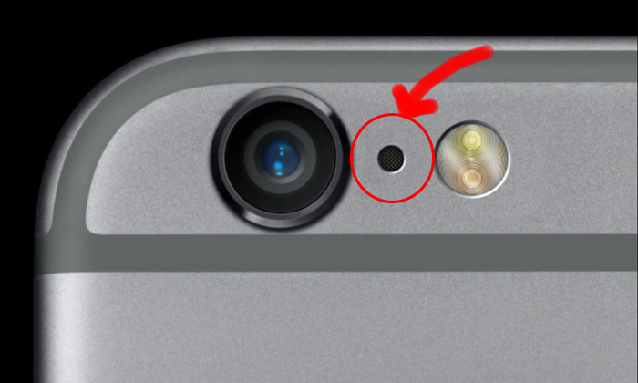Ever wondered what the small hole near your phone camera actually does?