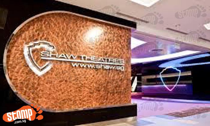Stomper impressed by how manager handled system breakdown at Shaw Theatres Nex