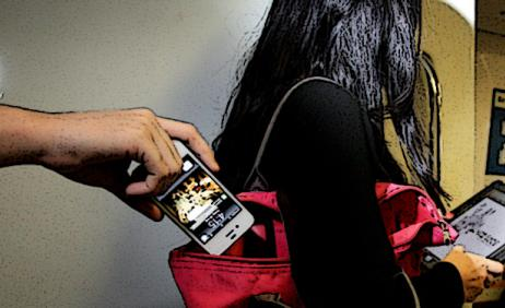 I was 14 and admitted to stealing a phone for my 'friend' -- who did not even thank me
