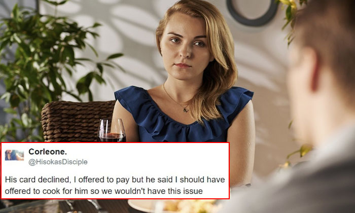 Tweets of the worst first dates ever will make you shun dating