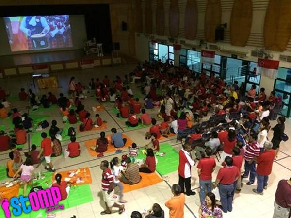 Pasir Ris East residents revive kampung spirit with NDP celebrations at CC