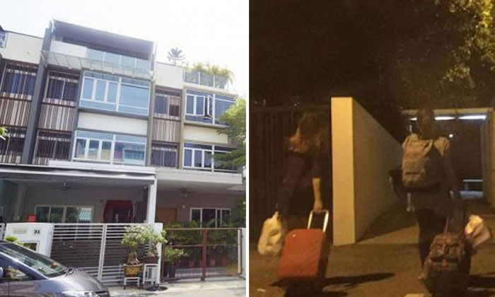 URA inspects Sembawang house used for Airbnb rentals after complaints from neighbours