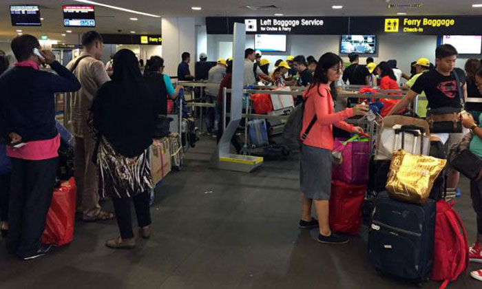 Singapore travellers unfazed by alleged Batam terror threats