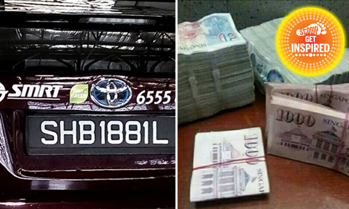 Kind-hearted SMRT cabby goes out of his way to return $235,500 cash left behind by Thai businessman