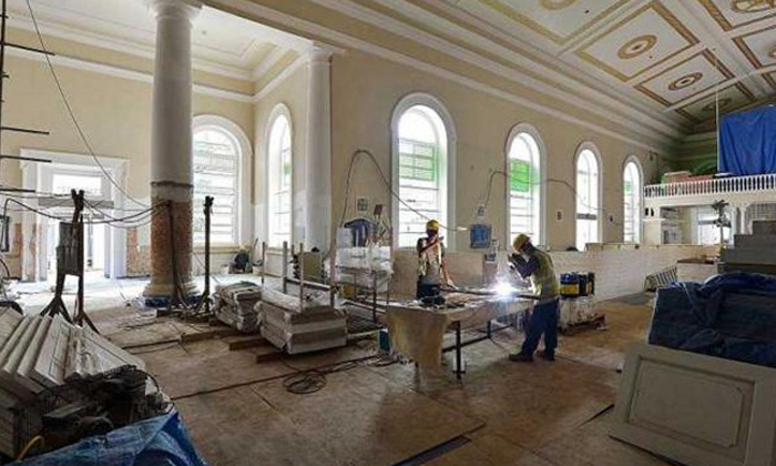 173-year-old time capsule unearthed at Singapore's oldest Catholic church