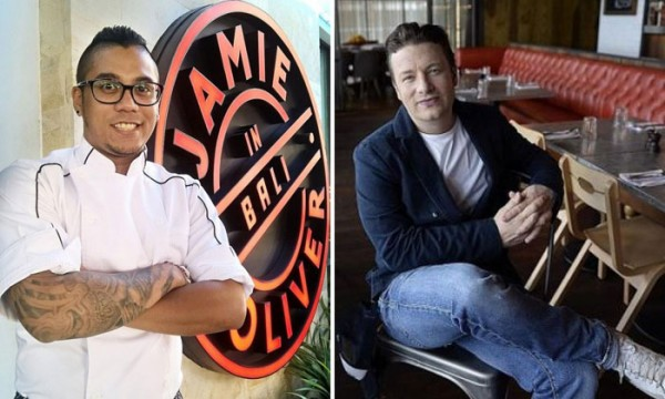 Singaporean school dropout is now the head of Jamie Oliver's restaurant in Bali