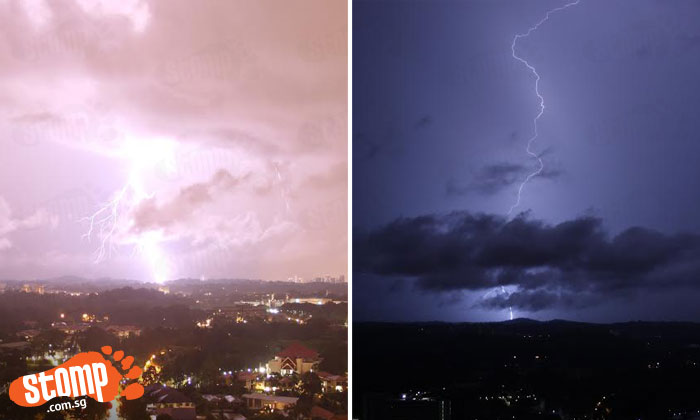 Be prepared to be electrified by these gorgeous lightning photos taken at Alexandra View