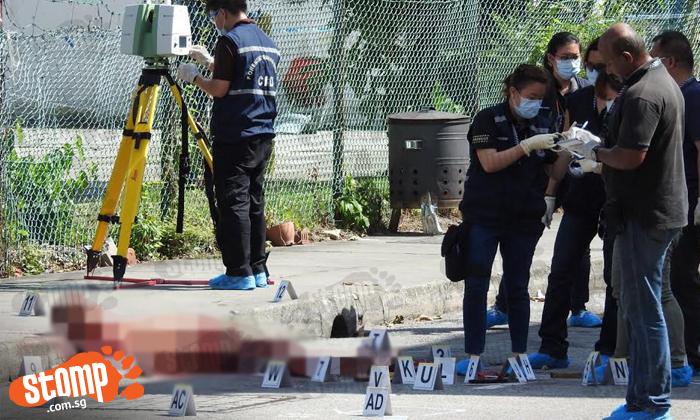 Police classifies case of unnatural death in Geylang Lor 23 as murder