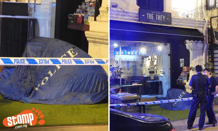 42-year-old man stabbed to death outside Jalan Besar bar after argument