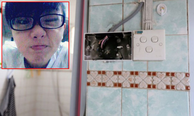 18-year-old who died after getting electrocuted during shower: Police investigating unlicensed technician