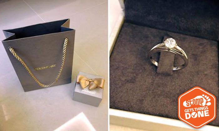 Update: Stomp finds owner of lost engagement ring after kind netizen who found it posted an alert on Facebook