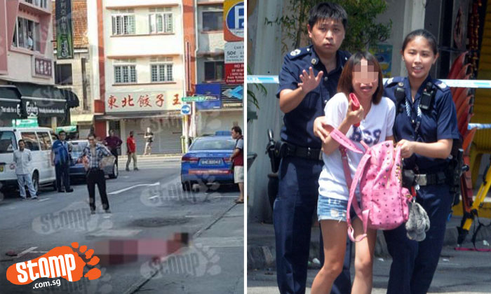 Geylang death: Relative outraged as passers-by gawk, snap photos of body