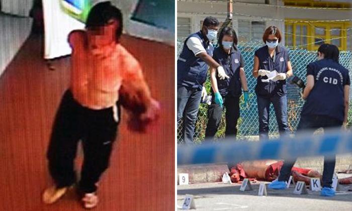 Geylang death: Children of deceased say he was loving, gentle and generous
