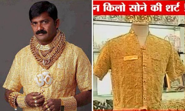 Man in India who made headlines for buying $320,000 shirt made of gold beaten to death