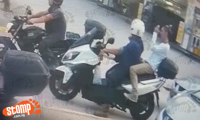 How dangerous to not wear a helmet while riding pillion