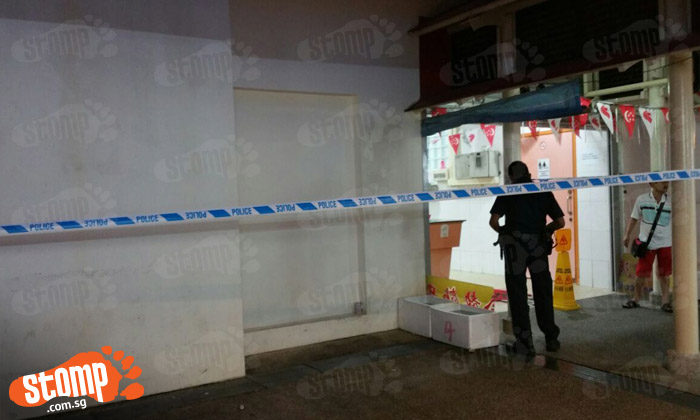 34-year-old man found dead in toilet at Haig Road Market and Food Centre