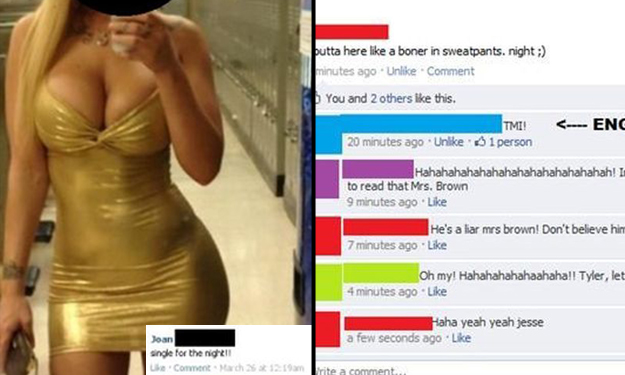Here is why you should not add your teachers as friends on Facebook