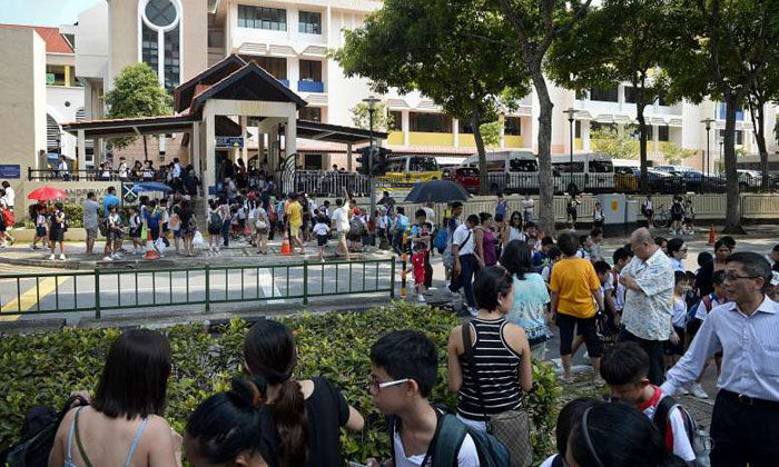Schools in Singapore step up security measures amidst concerns