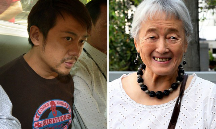 Ex-China tour guide Yang Yin claims trial to charges that he stole $1.1 million from widow