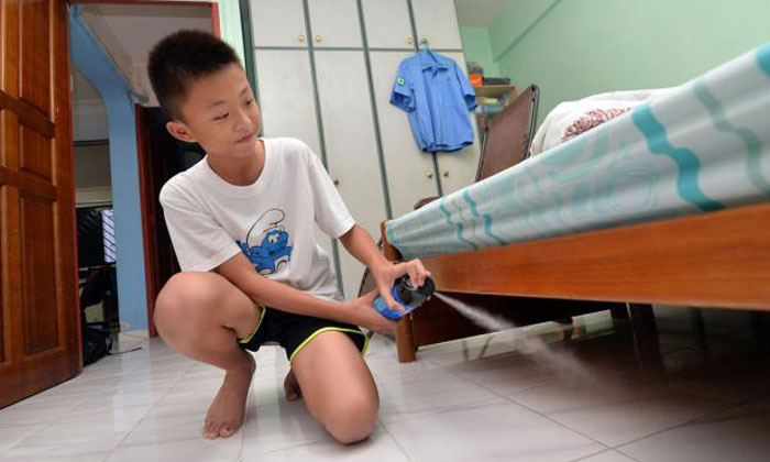 I regret being so careless, says hot-spot resident after her son got dengue
