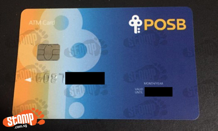 Did you leave your ATM card and polaroid photo behind at bus stop beside Rivervale Mall?