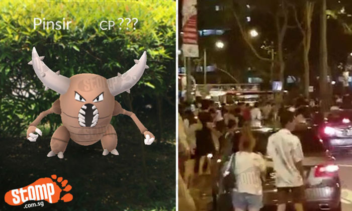How electronic companies are benefitting from the release of Pokemon Go in S'pore