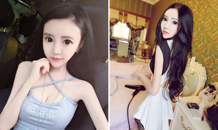 Plastic surgery disaster, Photoshop masterpiece or doll-like beauty?