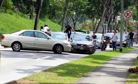 'Accident' at Bukit Batok West turns out to be drug bust by CNB