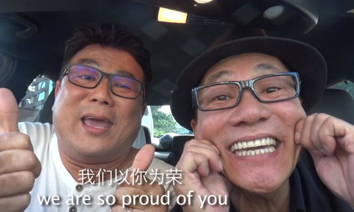Jack Neo composes song and dedicates video to Joseph Schooling
