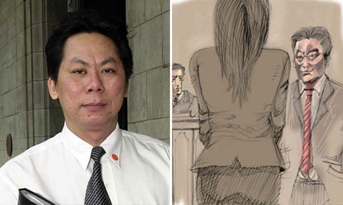 Who should get Alamak Award for sexism? May the breast man win