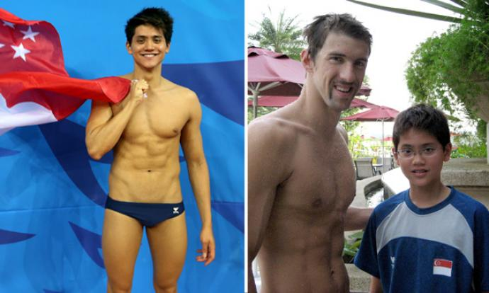 Joseph Schooling smashes Olympic record to take S'pore's first gold medal