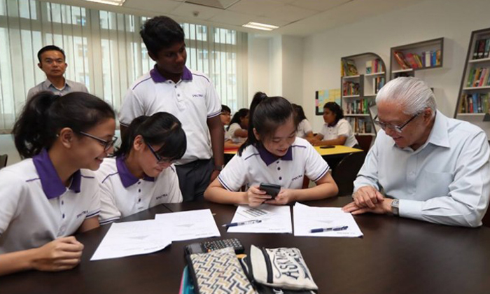 President Tony Tan saddened by hurtful claims that he does not support polys, ITEs