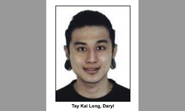 4 arrested for mischief by fire involving 'Molotov cocktails': Police looking for fifth man -- Daryl Tay Kai Long