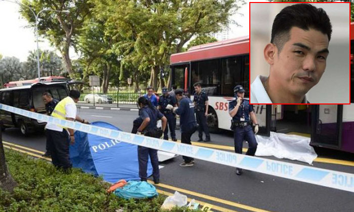 Ex-bus driver charged with causing pedestrian's death in Toa Payoh