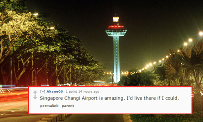 Best airport in the world? Changi Airport, according to Reddit's pilots and flight attendants