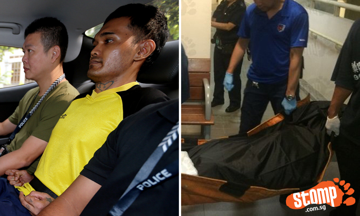 60-year-old man found dead in Bishan flat: Son, 25, charged with murder