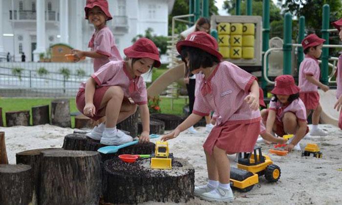 Fewer enrolling for kindergarten, more opting for childcare