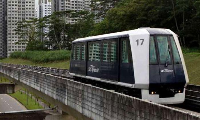 Hairline cracks found on 11 first-generation Sengkang-Punggol LRT trains