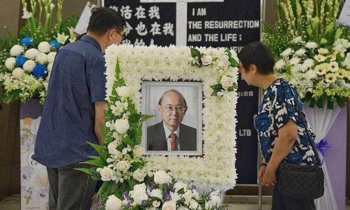 Longest-serving principal of S'pore Poly dies, aged 80