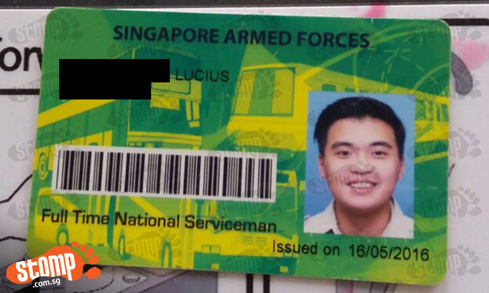 Is this your EZ-Link card? Kind soul who found it would like to return it to you