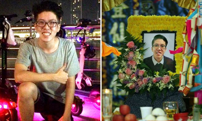 23-year-old who died after falling off e-scooter and breaking his skull at East Coast Park was 'largely contributed' by not wearing helmet: Coroner